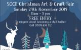 Sock Christmas Art & Craft Fair