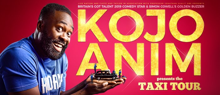 Dave Chappelle Tour 2020.Kojo Anim Presents The Taxi Tour At Loughborough Town Hall