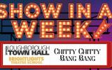Show in a Week - Chitty Chitty Bang Bang (11-16 year olds)