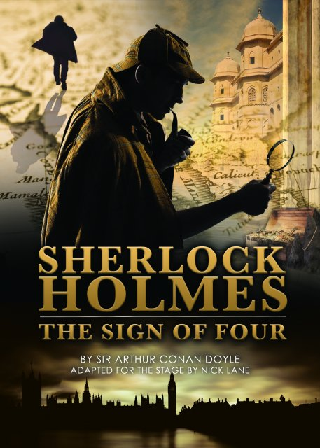 Sherlock Holmes Sign of Four Image