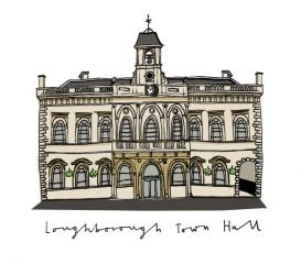 Loughborough Town Hall WEB Square