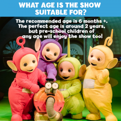 Teletubbies Age Guide